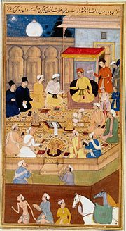 180px Jesuits at Akbar's court
